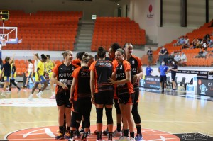 Amical : Tango Bourges Basket - Braine (13/09/2020)